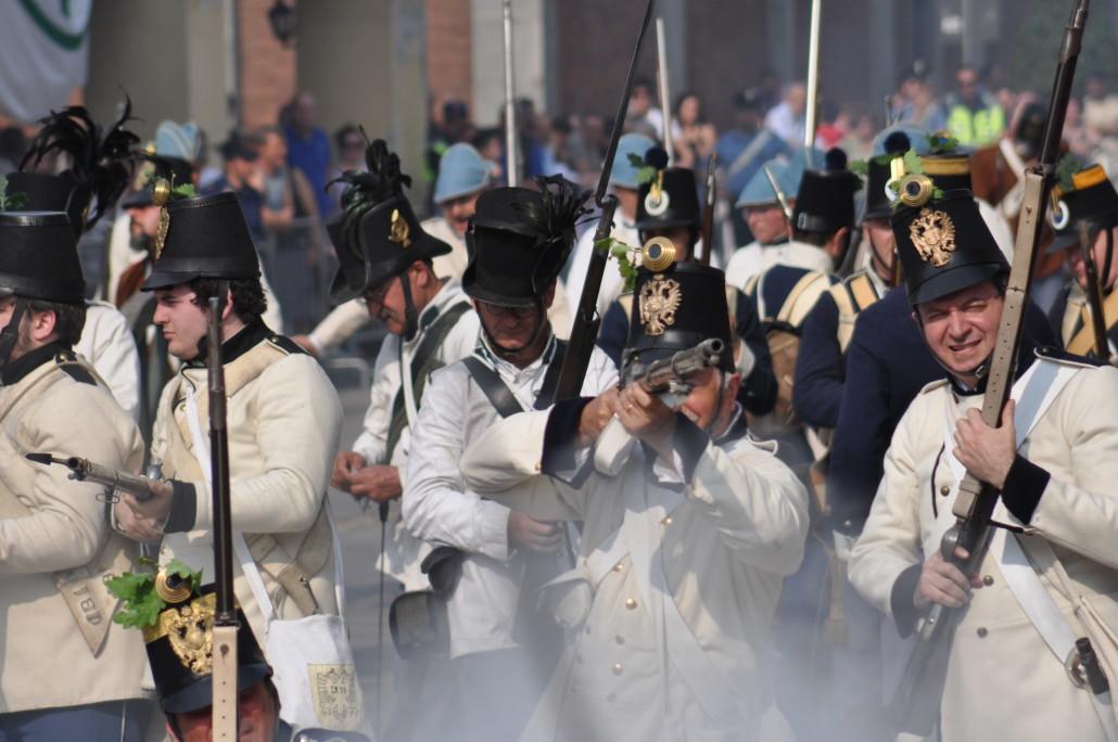 Anniversario della battaglia di magenta magenta milano for Battaglia di milano