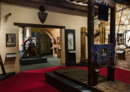 Museo tortura Montepulciano