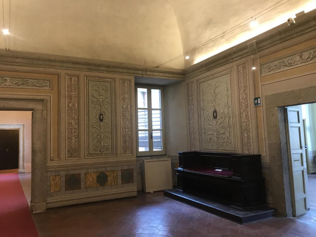 Palazzo Altieri Oriolo Romano Fuoriporta