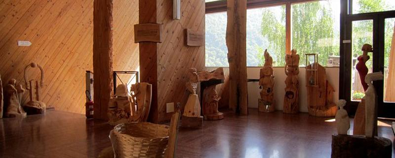 Exhibition on man and nature at the Vajont Ecomuseum