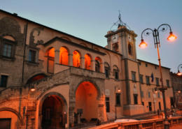 A place full of stories like Civitavecchia, Viterbo, Tuscania and Tarquinia, along with natural wonders such as the Tolfa Mountains and Lake Bolsena.