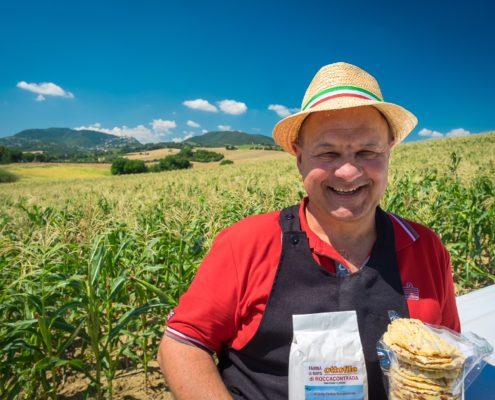 Ottofile Grano Agricoltore custode _ Fuoriporta