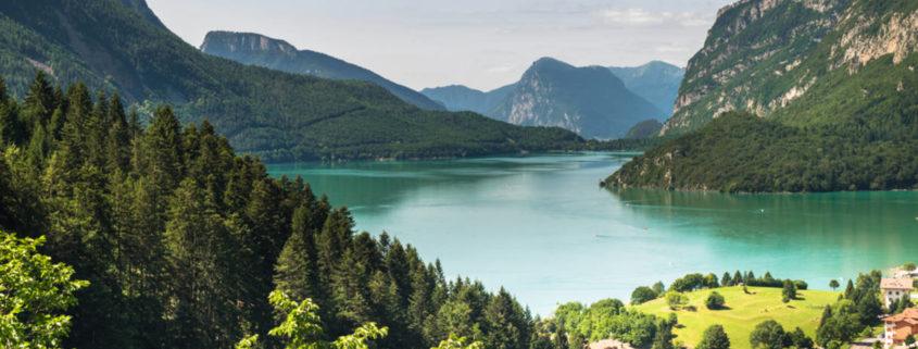 Lake Molveno fuoriporta