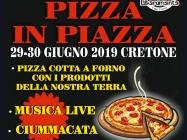 Cretone Pizza in Piazza