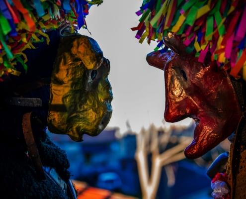 Carnevale Aliano Fuoriporta