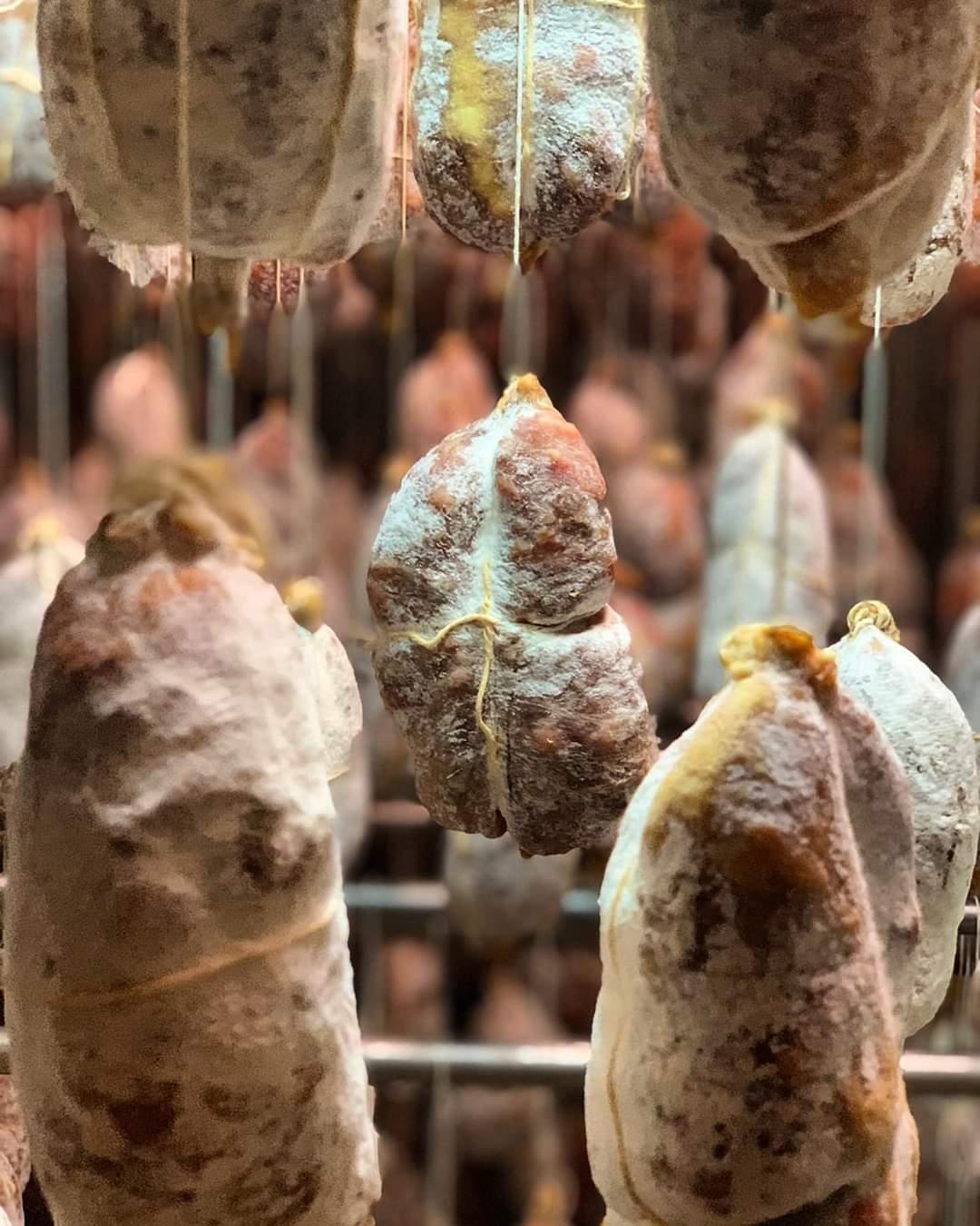 Il Salame Mugnanese è la bontà di Avellino