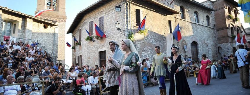 Corciano (PG) Festival - 13 al 16 agosto