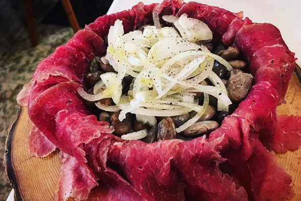 Carne Salada Fuoriporta