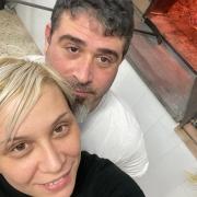 Giovanna e Salvatore, una storia d'amore e farina