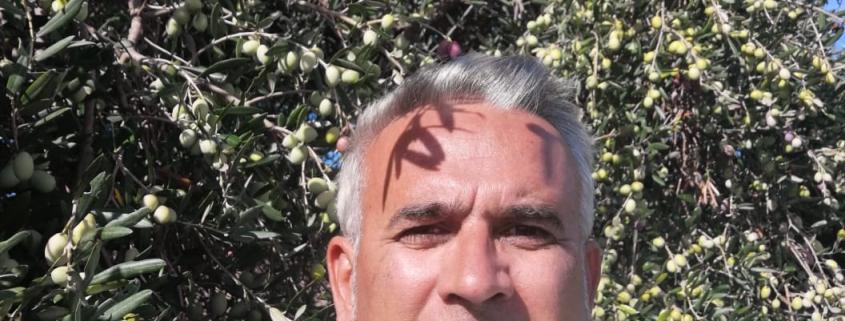 Tra ulivi, viti e meloni, le passioni di Bartolo in contrada Burrumia