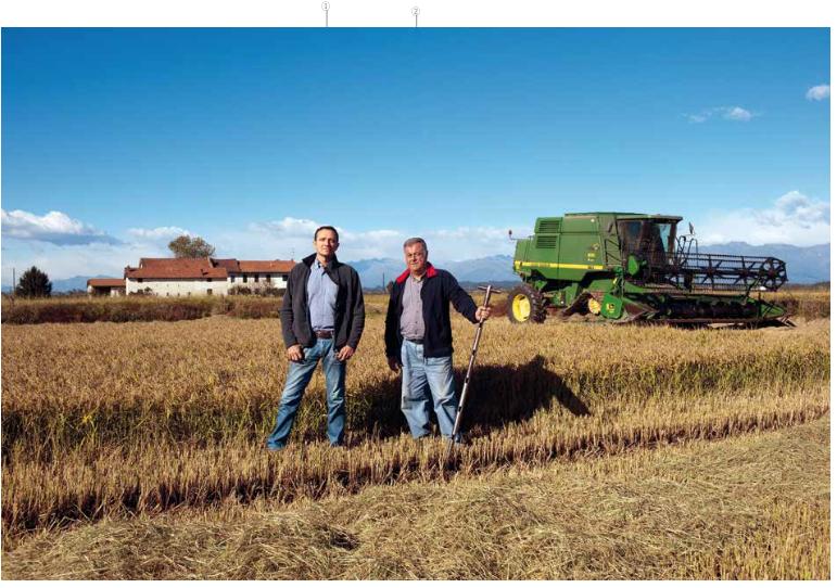 Tagliariso, mondine, agricoltura 4.0. Paolo Dellarole racconta Santhià - Fuoriporta